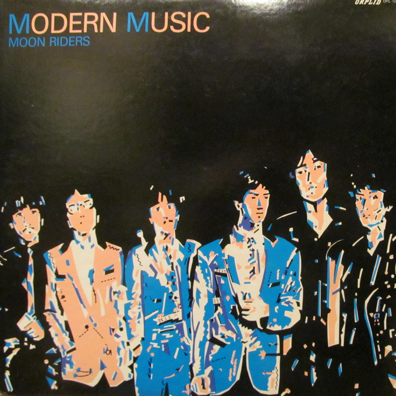 MOONRIDERS/MODERN