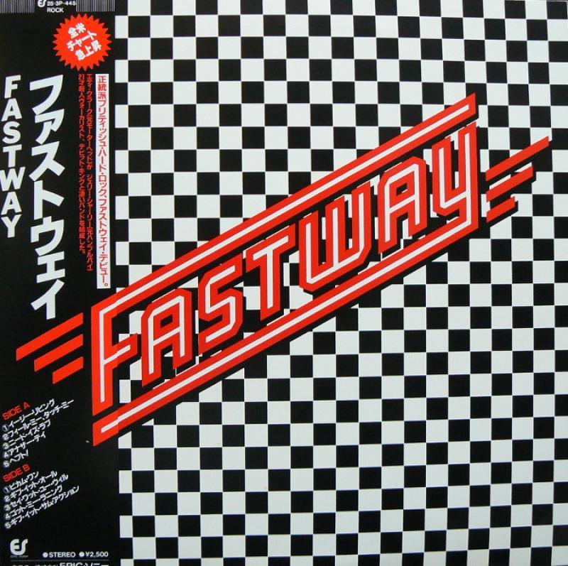 "FASTWAY/FASTWAYのLPレコード通販・販売ならサウンドファインダー"""