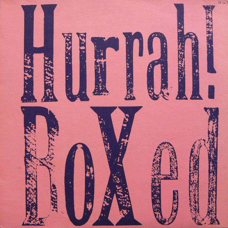 HURRAH!/BOXED