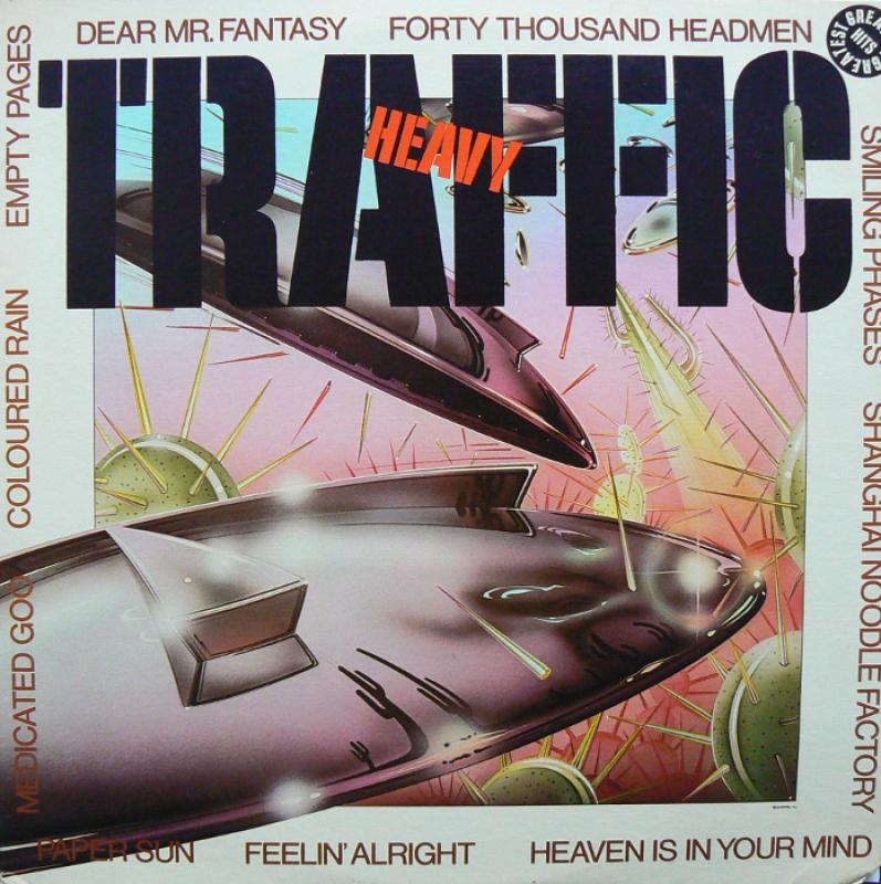TRAFFIC/HEAVY