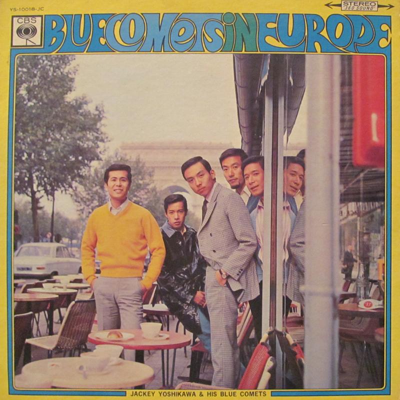 """ジャッキー吉川とブルー・コメッツ/ヨーロッパのブルーコメッツのLPレコード通販・販売ならサウンドファインダー"""""""