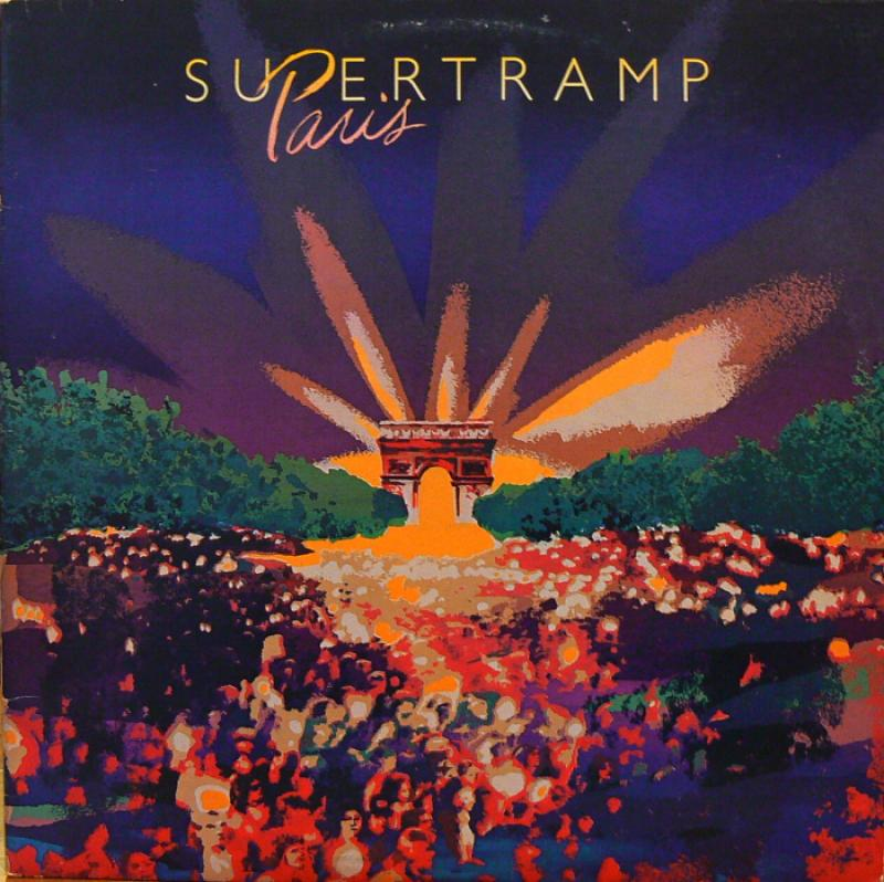 "SUPERTRAMP/PARISのLPレコード通販・販売ならサウンドファインダー"""