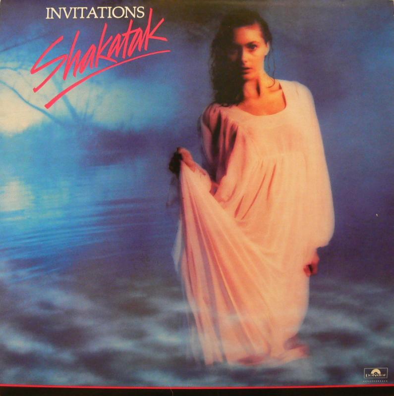 "SHAKATAK/INVITATIONSのLPレコード通販・販売ならサウンドファインダー"""