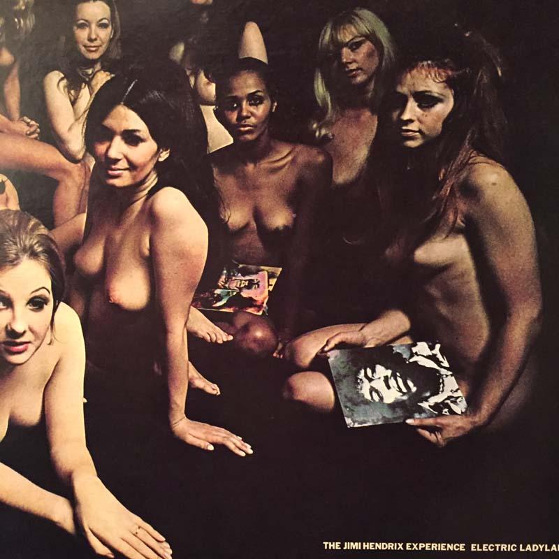 ジミ・ヘンドリックス / エレクトリック・レディランドのLPレコード通販・販売ならサウンドファインダー