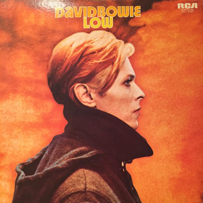 デビッド・ボウイ/ロウのLPレコード通販・販売ならサウンドファインダー