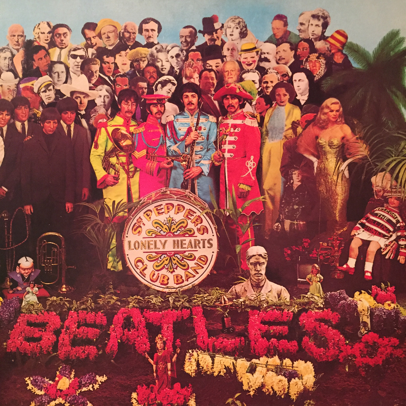 The Beatles/ Sgt. Pepper's Lonely Hearts Club BandのLPレコード通販・販売ならサウンドファインダー