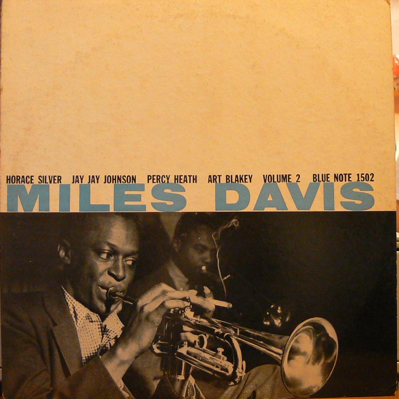 MILES DAVIS/Volume 2のLPレコード vinyl LP通販・販売ならサウンドファインダー