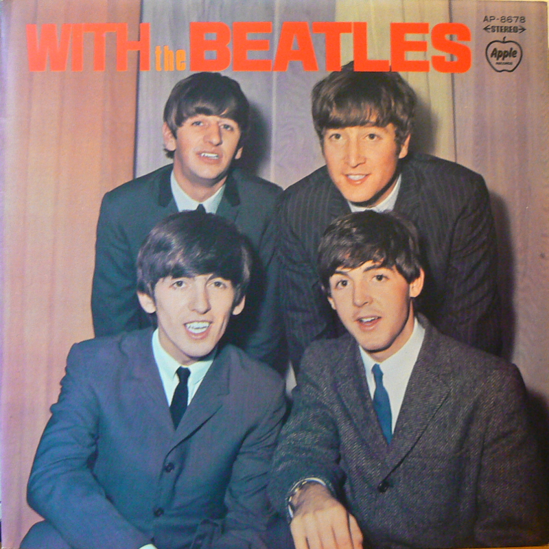 THE BEATLES/ステレオ!これがビートルズ第二集のLPレコード通販・販売ならサウンドファインダー