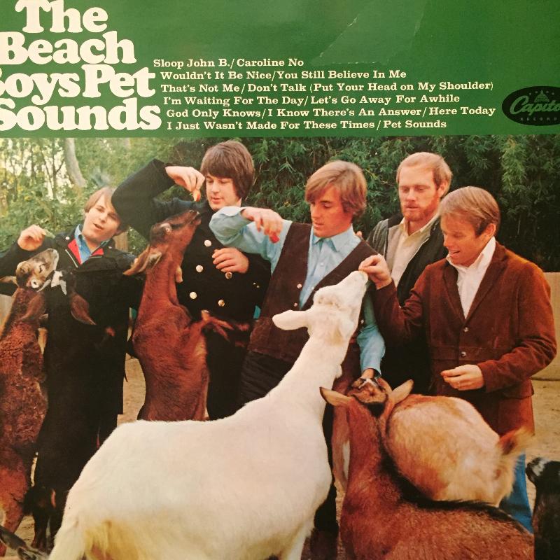 The Beach Boys/Pet SoundsのLPレコード通販・販売ならサウンドファインダー