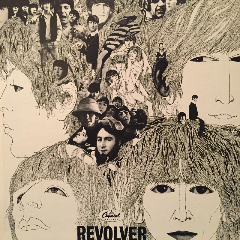 The Beatles /RevolverのLPレコード通販・販売ならサウンドファインダー