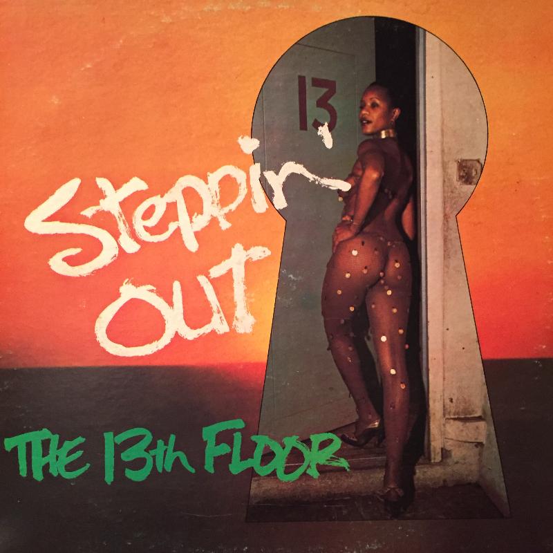 The 13th Floor /Steppin' OutのLPレコード vinyl LP通販・販売ならサウンドファインダー