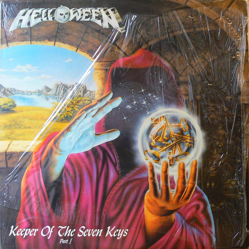 HELLOWEEN/Keeper Of The Seven Keys-Part 1のLPレコード vinyl LP通販・販売ならサウンドファインダー