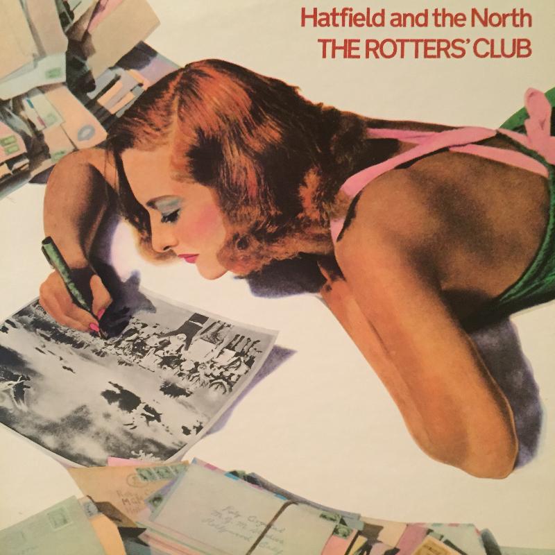 HatField and the North/The Rotters' ClubのLPレコード vinyl LP通販・販売ならサウンドファインダー