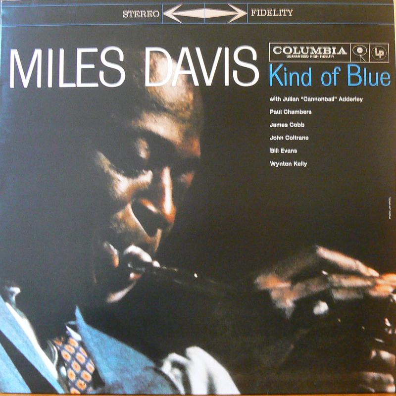 MILES DAVIS/KIND OF BLUEのLPレコード vinyl LP通販・販売ならサウンドファインダー