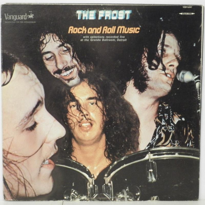 FROST/ROCK