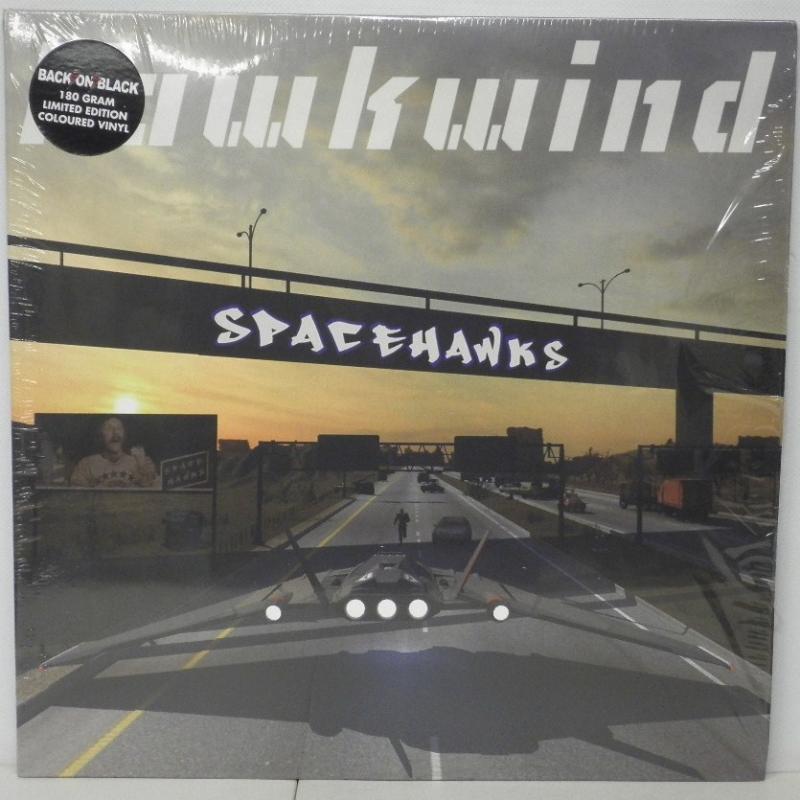 """HAWKWIND/SPACEHAWKのLPレコード通販・販売ならサウンドファインダー"""""""