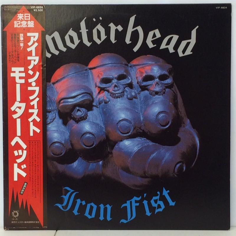 MOTORHEAD/IRON