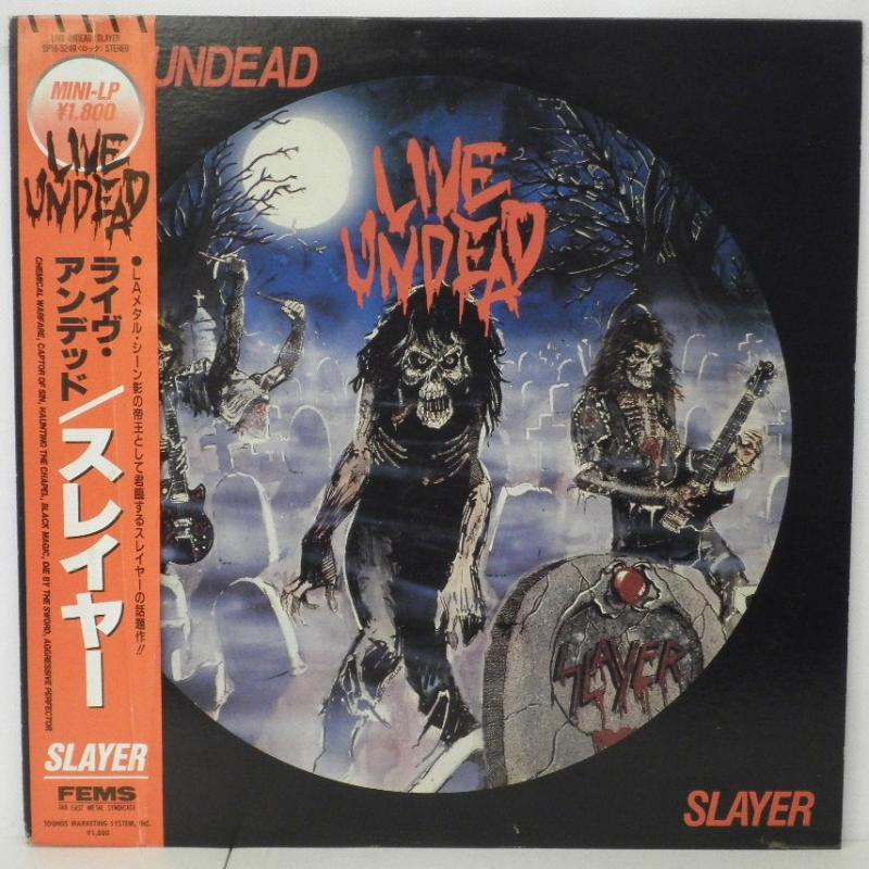 SLAYER/LIVE
