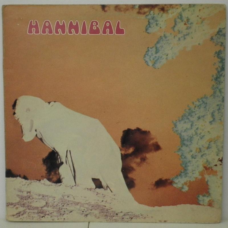 HANNIBAL - HANNIBAL - LP