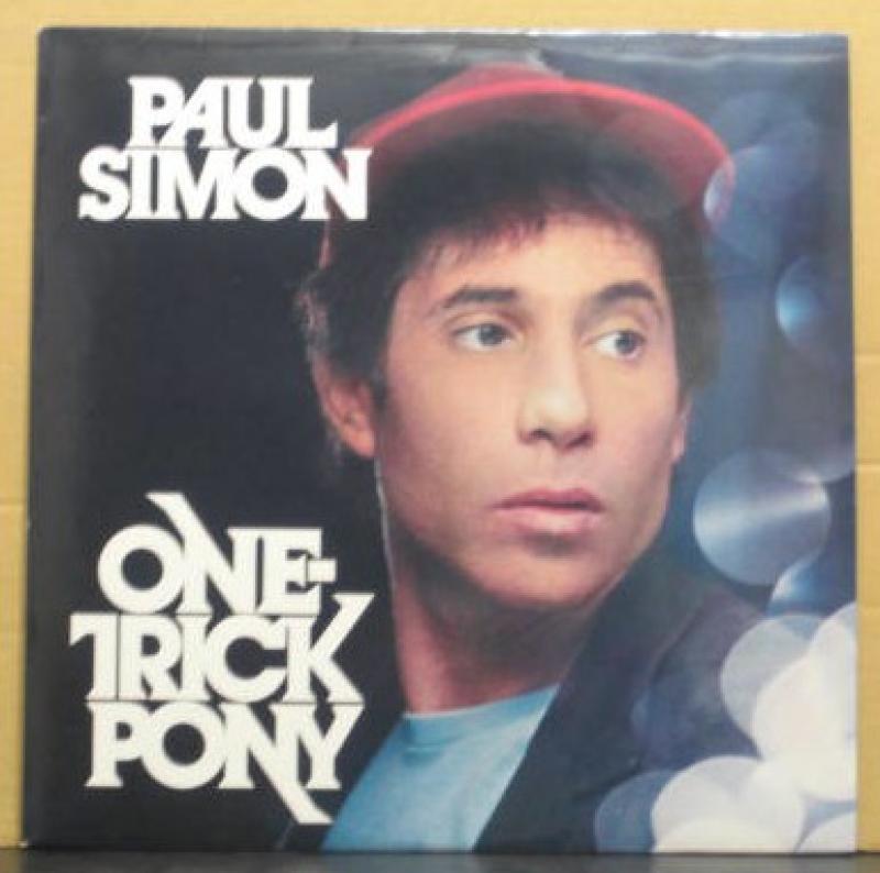 """ポール・サイモン/ワン・トリック・ポニーのLPレコード通販・販売ならサウンドファインダー"""""""