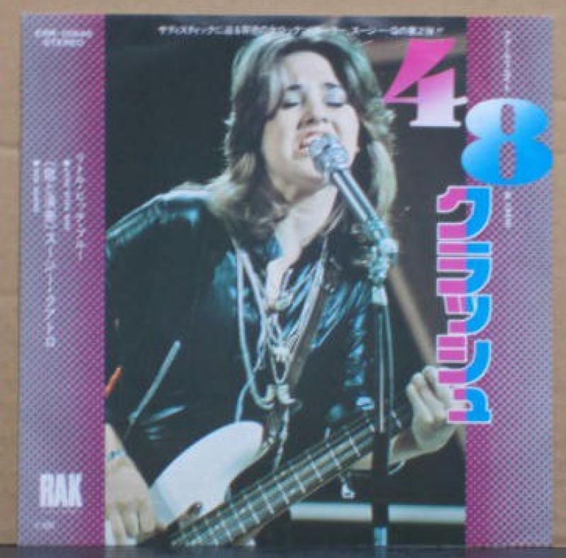 """スージー・クアトロ/48クラッシュの7インチレコード通販・販売ならサウンドファインダー"""""""