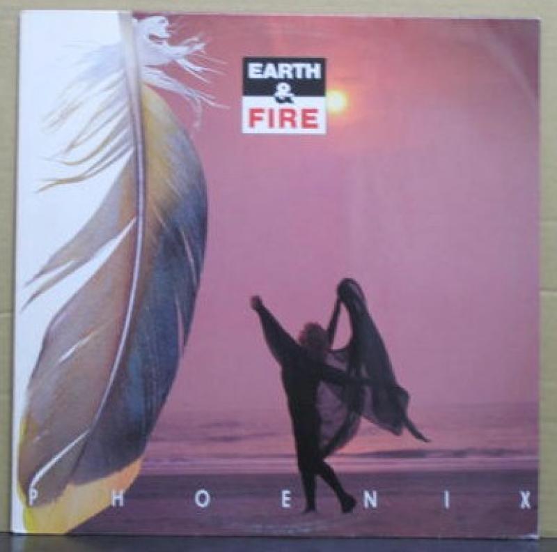 """EARTH&FIRE/PHOENIXのLPレコード通販・販売ならサウンドファインダー"""""""