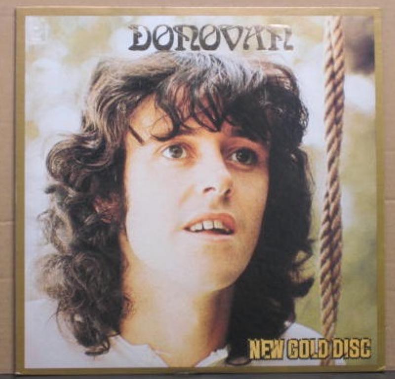 """ドノバン/ニュー・ゴールド・ディスクのLPレコード通販・販売ならサウンドファインダー"""""""