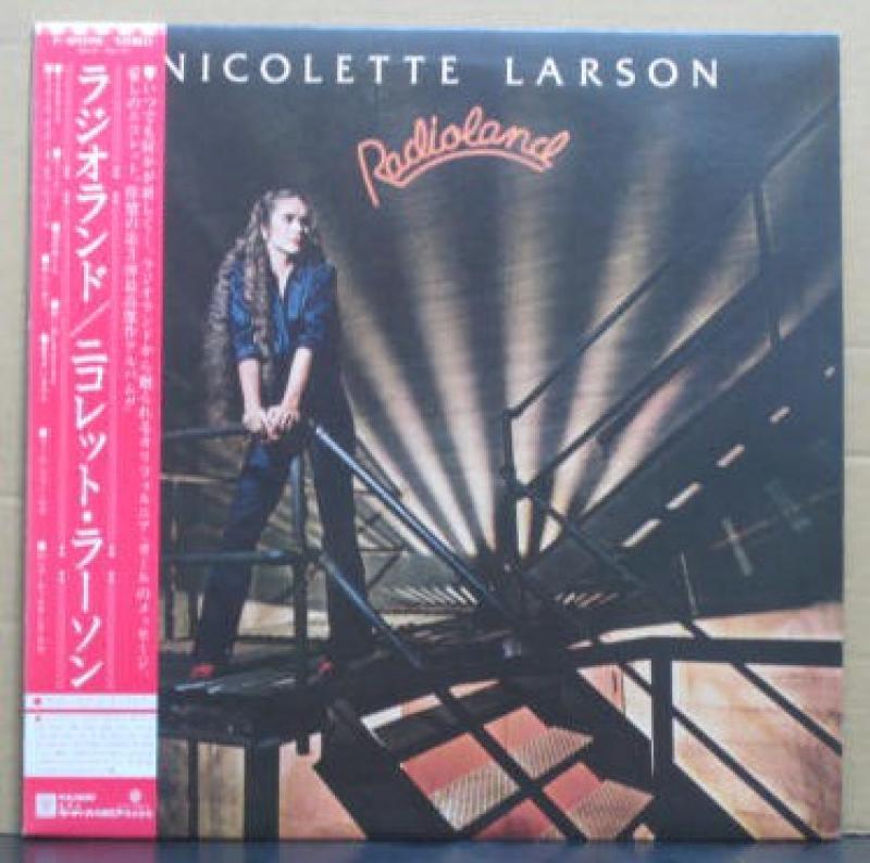 """ニコレット・ラーソン/ラジオランドのLPレコード通販・販売ならサウンドファインダー"""""""