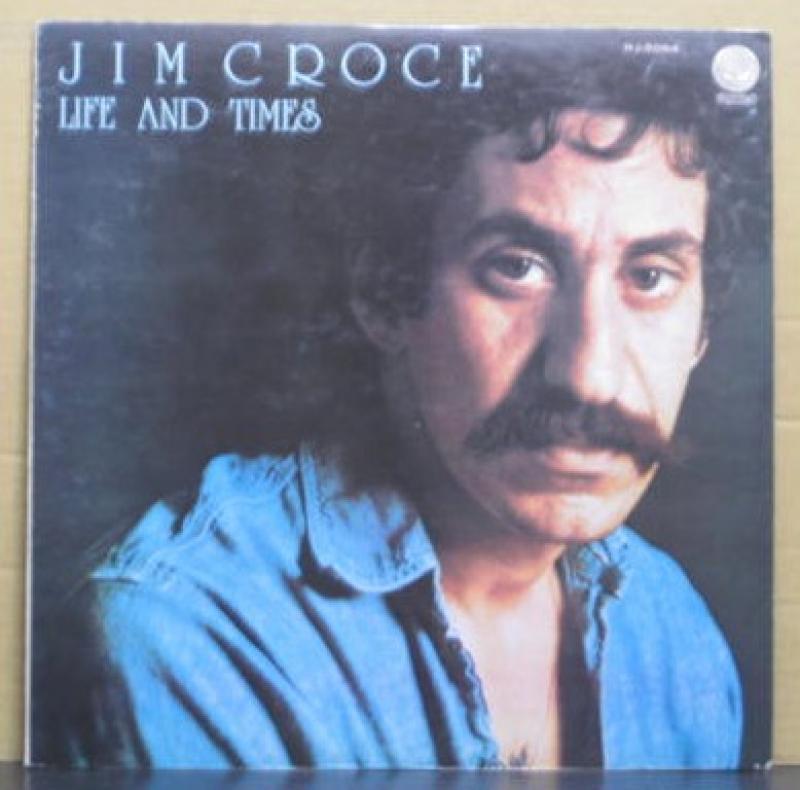 """ジムクロウチ/ライフ・アンド・タイムスのLPレコード通販・販売ならサウンドファインダー"""""""