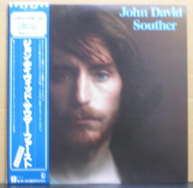 """ジョン・ディヴィッド・サウザー/ファーストのLPレコード通販・販売ならサウンドファインダー"""""""