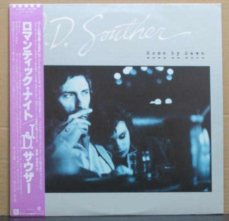 """ジョン・ディヴィッド・サウザー/ロマンティック・ナイトのLPレコード通販・販売ならサウンドファインダー"""""""