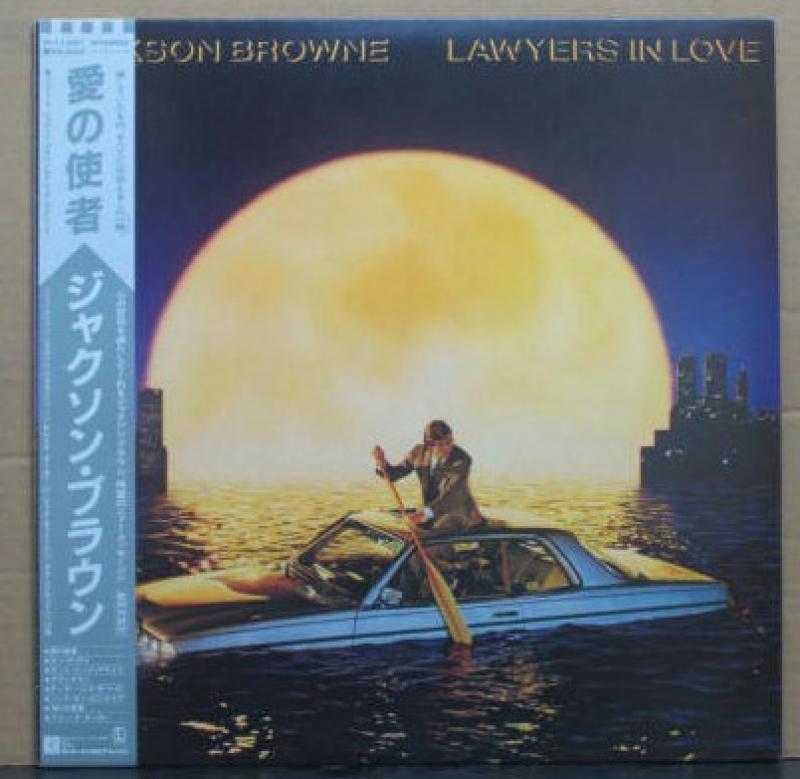 """ジャクソン・ブラウン/愛の使者のLPレコード通販・販売ならサウンドファインダー"""""""
