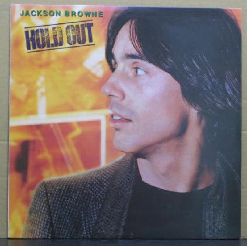 """ジャクソン・ブラウン/ホールド・アウトのLPレコード通販・販売ならサウンドファインダー"""""""