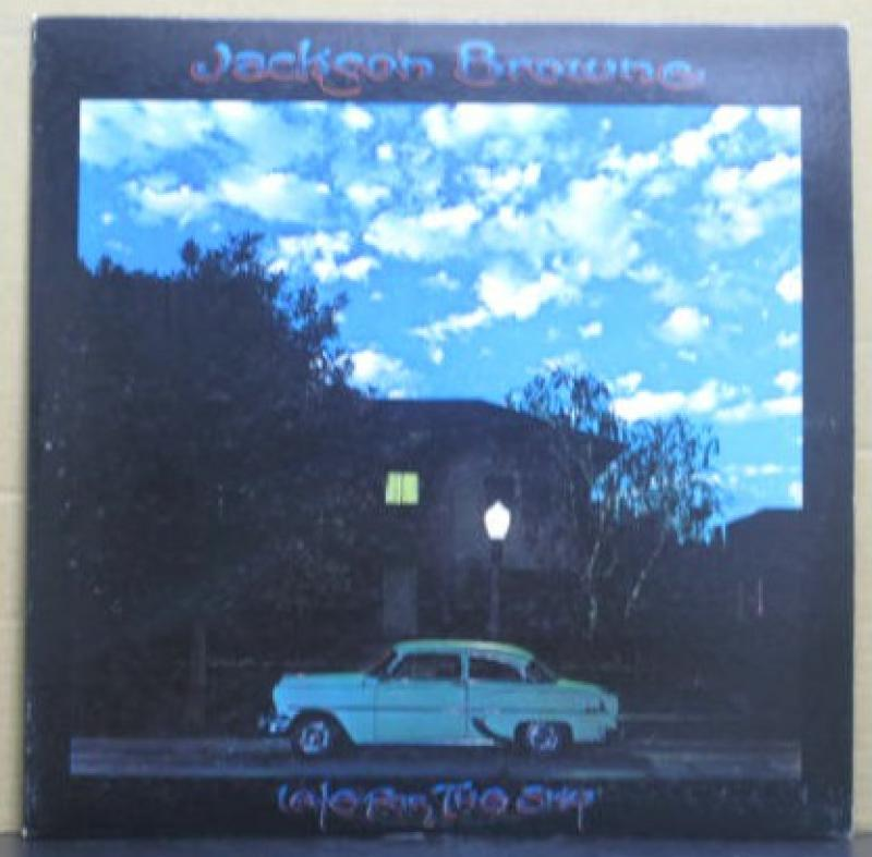 """ジャクソン・ブラウン/レイトフォー・ザ・スカイのLPレコード通販・販売ならサウンドファインダー"""""""