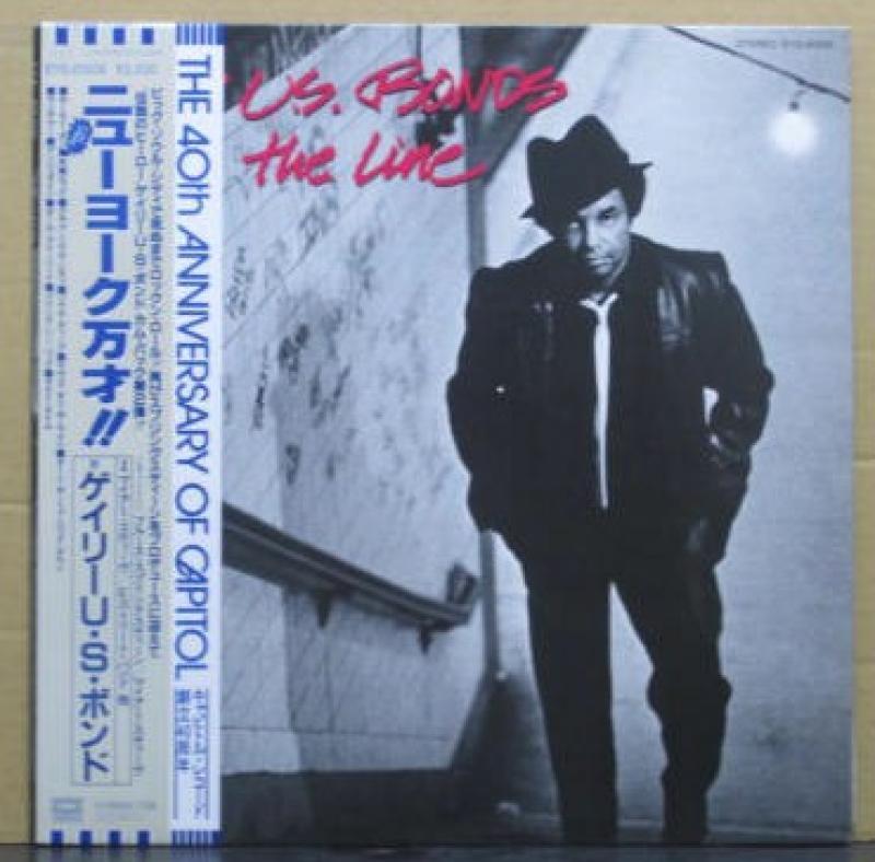 """ゲイリーU・S・ボンド/ニューヨーク万才!!のLPレコード通販・販売ならサウンドファインダー"""""""