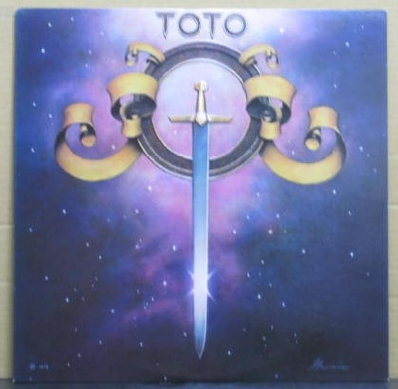 """TOTO(トト)/宇宙の騎士のLPレコード通販・販売ならサウンドファインダー"""""""