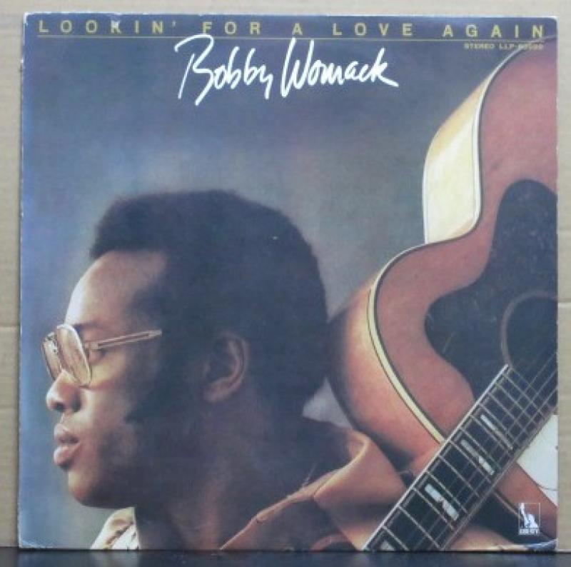 """ボビー・ウーマック/ルッキン・フォー・ア・ラヴ・アゲインのLPレコード通販・販売ならサウンドファインダー"""""""