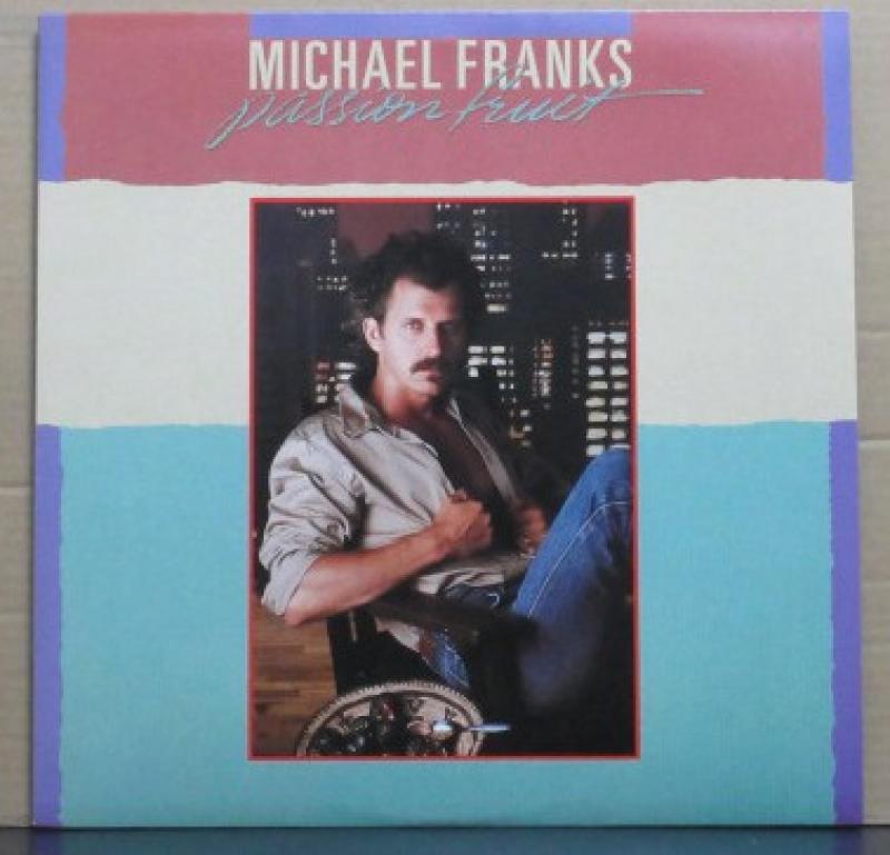 """マイケル・フランクス/パッションフルーツのLPレコード通販・販売ならサウンドファインダー"""""""