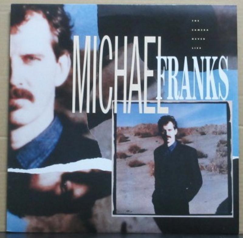 """マイケル・フランクス/カメラ・ネヴァー・ライズのLPレコード通販・販売ならサウンドファインダー"""""""