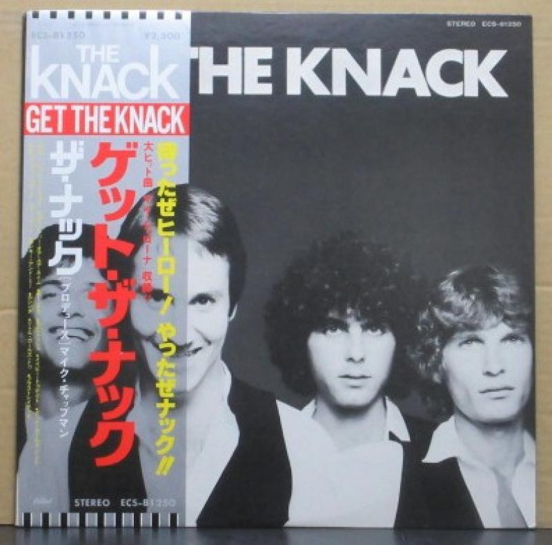 """ザ・ナック/ゲット・ザ・ナックのLPレコード通販・販売ならサウンドファインダー"""""""