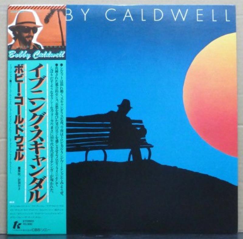 """ボビー・コールドウェル/イブニング・スキャンダルのLPレコード通販・販売ならサウンドファインダー"""""""