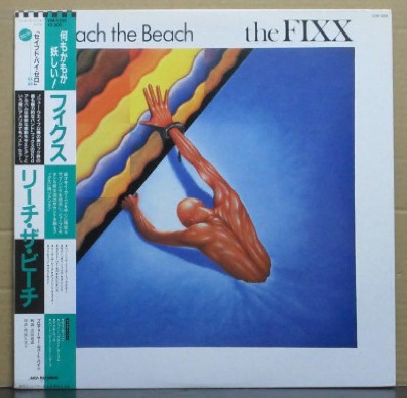 """フィクス/リーチ・ザ・ビーチのLPレコード通販・販売ならサウンドファインダー"""""""