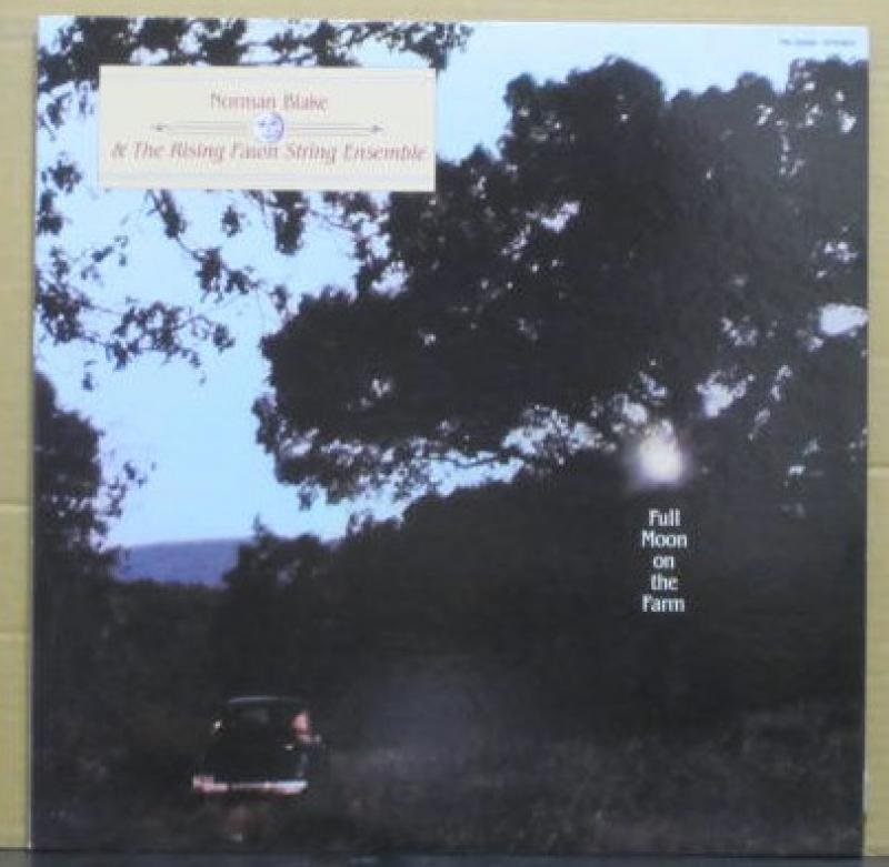 """ノーマン・ブレイク/フル・ムーンのLPレコード通販・販売ならサウンドファインダー"""""""