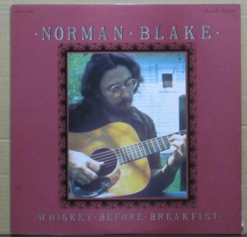 """ノーマン・ブレイク/ウイスキー・ビフォー・ブレックファーストのLPレコード通販・販売ならサウンドファインダー"""""""