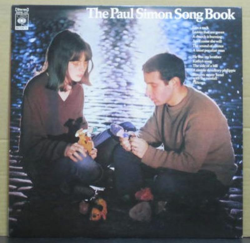 """ポール・サイモン/ザ・ポール・サイモン・ソング・ブックのLPレコード通販・販売ならサウンドファインダー"""""""