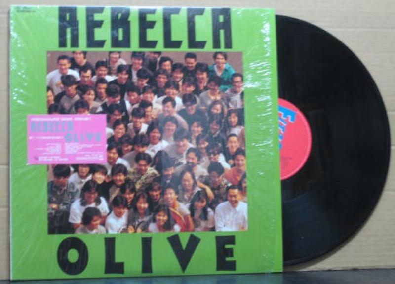 """レベッカ/OLIVE[2LP]のLPレコード通販・販売ならサウンドファインダー"""""""