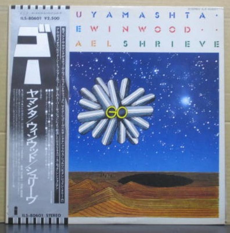 """ヤマシタ、ウィンウッド、シュリーヴ/ゴーのLPレコード通販・販売ならサウンドファインダー"""""""