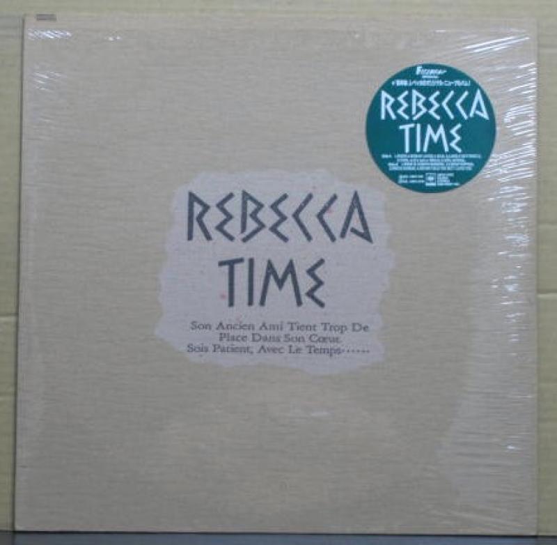 """レベッカ/TIMEのLPレコード通販・販売ならサウンドファインダー"""""""