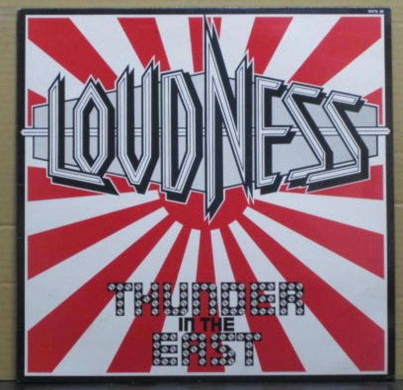 LOUDNESS(ラウドネス)/THUDER