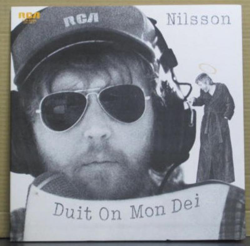 """ニルソン/俺たちは天使じゃないのLPレコード通販・販売ならサウンドファインダー"""""""